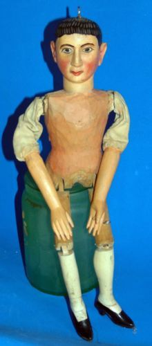 fantastic-Antique-WOOD-wooden-Carved-articulted-mannequin-Puppet-Doll-16-034