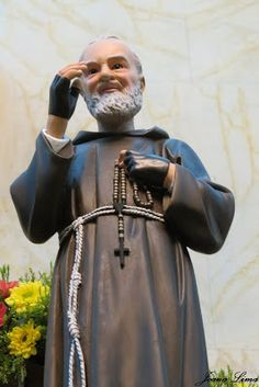 Saint Pio of Pietrelcina:)