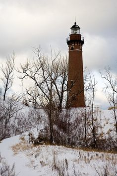 *Little Sable Point Lighthouse - Michigan