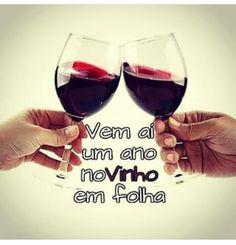 #Vinho ♡ & #AnoNovo ☆