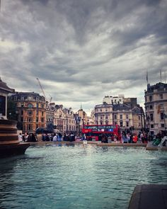 I have an insane calling to be where I am not. #picadilly_circus #london #central_london #cityscape #buildings #waterscape #landscape #street_photography #pattern #blue_water #buildings_shotz #cloudy #heavycloudy #vintage #citycentre #fountain #iphoneography #photooftheday #momentoftheday #memoriesframing #wanderlust #exploring #traveling_london #london_tour #explorer #wanderer