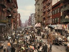 Check Out The Very First Color Photographs of the United States Ever Produced. Amazing! | grabberwocky