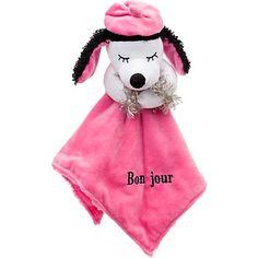 Petco European Poodle with Blanket Plush Dog Toy