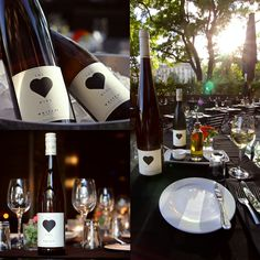 The ♡ Wine # 1!   2013 Riesling - Weingut Dr Bürklin-Wolf- Im Abgang saftig und lebending. Ein Riesling mit Still!  www.h-e-a-r-t.me/heart-riesling #heartwine #riesling #bürklinwolf     #wine #wein #riesling #gastronomie #munich #bayern