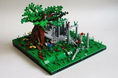 Forgotten ruins - Studogrod 2014
