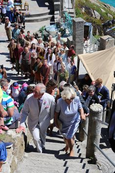 "Minack on Twitter: ""We were delighted to welcome the Duke & Duchess of Cornwall to the Minack today @ClarenceHouse!"