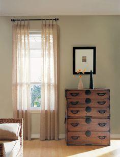 Bedroom windows..