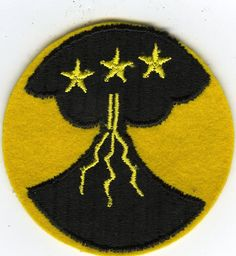 On Wool Felt 1st Filipino Unit Shoulder Sleeve Insignia A Beauty