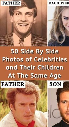 Funny Laugh, Funny Jokes, Dog Jokes, Funny Tweets, Celebrities Real Names, Side By Side Photo, Weird Stories, Father Daughter, Cute Family