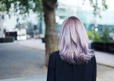 pastel hair with schwarzkopf professionals - bekleidet - fashionblog / travelblog Germany
