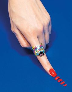 nail drag