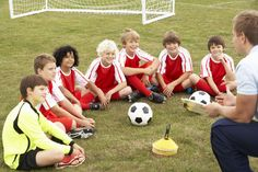 Coaching junior and youth soccer is a tremendous honour. Watching young players develop their soccer skills and grow into confident, young people is a very satisfying pastime Top Soccer, Youth Soccer, Play Soccer, Soccer Skills, Soccer Tips, Soccer Games, Soccer Coaching, Soccer Training, Kids Sports