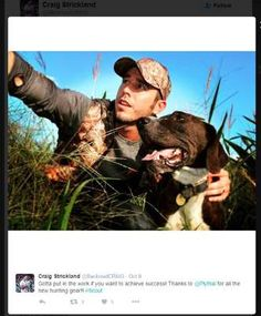 Country Singer Craig Strickland Missing After Going Duck Hunting in Massive Storm