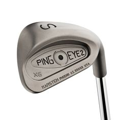 Play the classic Ping Eye 2 XG Wedge to help lower your scores this season. Now on sale from InsureGolf. Ping Golf Clubs, Wedges, Eye, Wedge, Wedge Sandals, Wedge Sandal