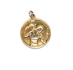 Come and explore our fine selection of vintage charms, including many rare and unusual gold and silver charms that open or move, and our vintage charm bracelets Vintage Charm Bracelet, Silver Charm Bracelet, Silver Charms, Silver Rings, Saint Christopher, Rose Gold, Charmed, Pendant, Antiques