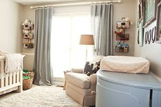 Bungalow Blue Interiors - Home - nursery reveal!