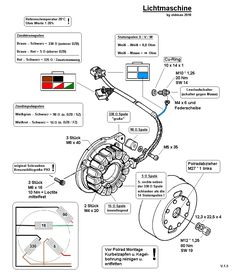 14 Best mini chopper electrical wiring diagrams images