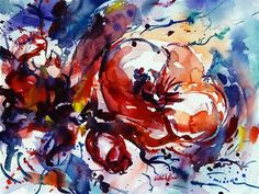 """Memories of spring"" - Original Fine Art for Sale - © Mikko Tyllinen"
