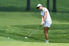 LPGA star Paula Creamer tests Lancaster Country Club ahead of U.S. Women's Open, May 19, 2015 | PennLive.com,