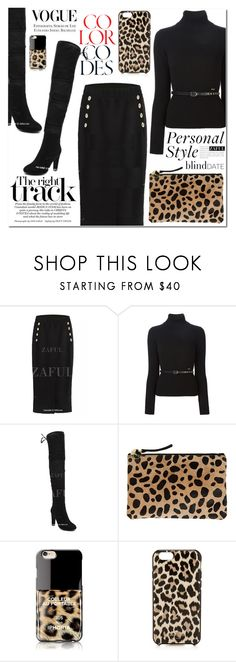 """What to Wear: Blind Date"" by vanjazivadinovic ❤ liked on Polyvore featuring Dsquared2, Clare V., Iphoria, Kate Spade, women's clothing, women, female, woman, misses and juniors"