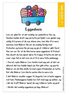 Små glimt - Eggedosis