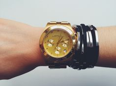 I want more. #marcjacobs #marcjacobswatch #watches #jewelry #fashion #marcbymarcjacobs