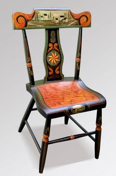 painted beauty from Coble & Co