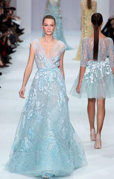 crystal blue...