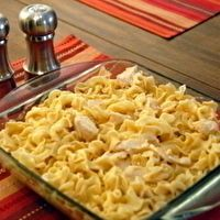Huntington Chicken Casserole by Gramma Kay