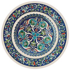 "still don't know what I'd do with it, but love the design: 5"" round, Set Of Round Ethnic Tile Art Removable Wall Stickers Decals Vinyl DIY Kitchen Bathroom Door Mirror Home Decor Tiva 047 Amalfi"