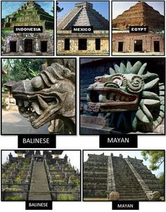 There are thousands of ancient pyramids, megalithic structures & artifacts from numerous distant places on the planet which seem to have a lot in common, showing much evidence that challenges the current mainstream teachings of history. photo via Planet X Nibiru and the Anunnaki CHeck out the Albums filled with evidence below: https://www.facebook.com/media/set/?set=a.388671251188326.90074.193431794045607=3
