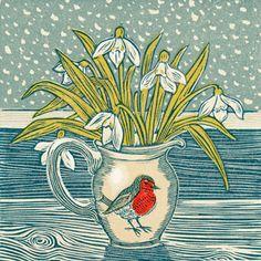 Vanessa Lubach, Snow Drops