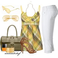 """Plaid Fashion"" by wannabchef on Polyvore"