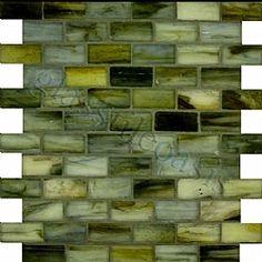 Powder Room Tile Idea