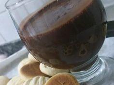Receita de Licor de Chocolate