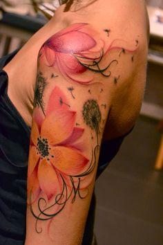 """Silvia Pretto"" Princess Tattoo Art on Skin 2015"