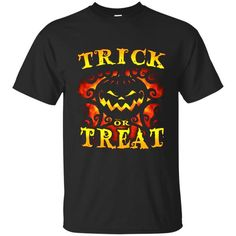 Halloween T shirts Trick Or Treat Shirts Hoodies Sweatshirts