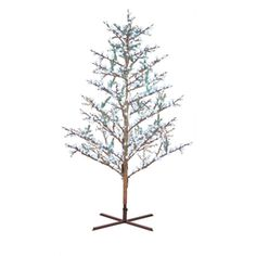 Deck the halls! This gorgeous 7 1/2' Slim Arizona Fir Tree with ...