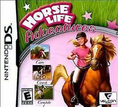 We love multiple buys! Ds Games For Girls, Horse Treats, Nintendo Ds Lite, Riding Gear, Music Games, Life Is An Adventure, Box Art, Cyberpunk, Card Games