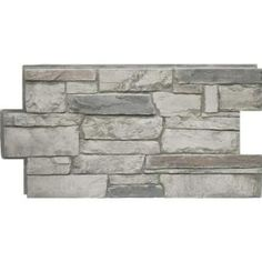 Faux Stone Vinyl Siding Patio Best Faux Stone Siding For