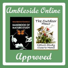 "Follow this link to the downloadable kindle version of Handbook of Nature Study by Anna  Botsford Comstock (one of the best nature study resources available)...click on the ""Ambleside Online Approved"" icon to the right and it will take you there..."