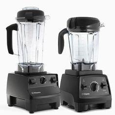 Vitamix 5200 and 7500