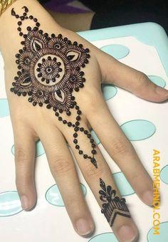 50 New Year Mehndi Design (Henna Design) - October 2019 All Mehndi Design, Arabic Henna Designs, Mehndi Design Images, Latest Mehndi Designs, Henna Tattoo Designs, Mehandi Designs, Mehendi, Doodle Art, Hand Henna