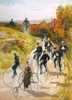 Pennyfarthings 1888