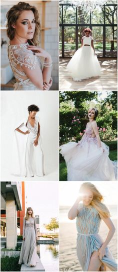 Read these tips for how to REALLY Choose The Best Wedding Dress For Your Body Type: http://www.confettidaydreams.com/best-wedding-dress-for-your-body-type/