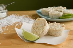 Coconut Lime Frosty Cups  #PaleoParents