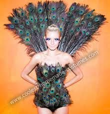 DIY Halloween costumes peacock - Google Search