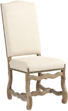 Capistrano Dining Chairs - Ballard Designs: http://www.ballarddesigns.com/capistrano-dining-chairs---set-of-2/285947?