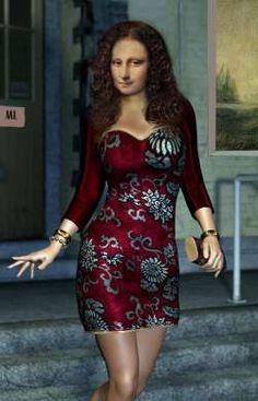 Mona Lisa - Mona Lisa Going Out