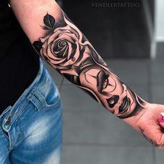 chicano tattoos for women beautiful * chicano tattoos for women beautiful ; chicano tattoos for women sugar skull beautiful Chicano Tattoos Sleeve, Forarm Tattoos, Arm Sleeve Tattoos, Dope Tattoos, Badass Tattoos, Female Tattoos, Neck Tattoos, Skull Rose Tattoos, Skull Girl Tattoo